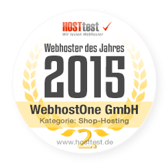 Hosttest Shop-Hosting 2015