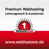 Webhosting, Managed Server, Domains - jetzt günstig auf www.webhostone.de